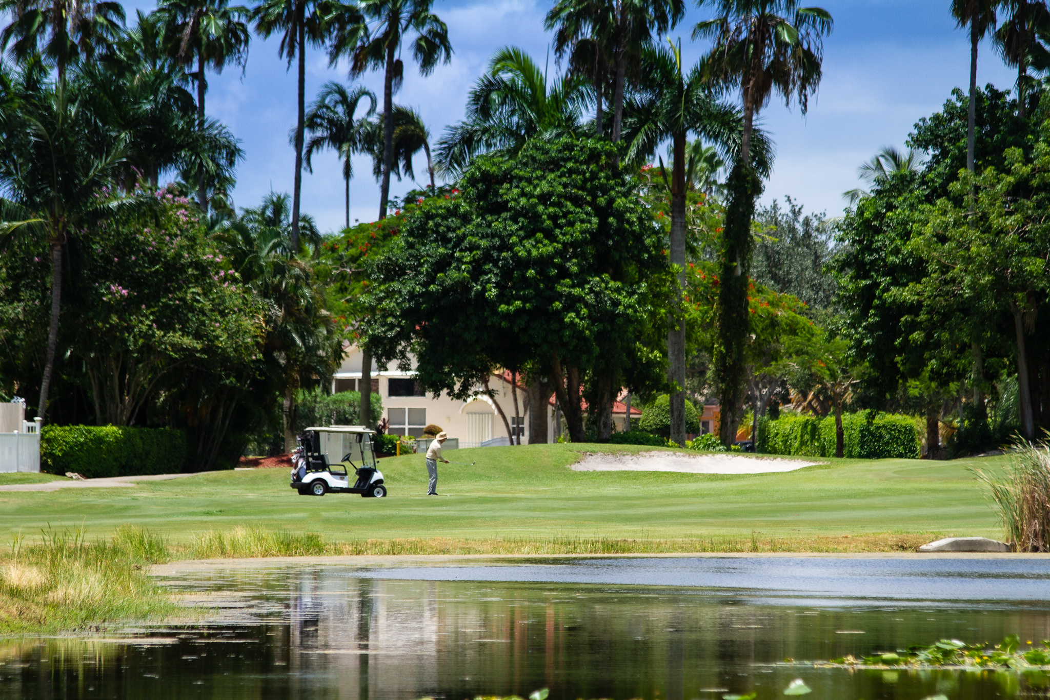 Grand Palms Golf Course
